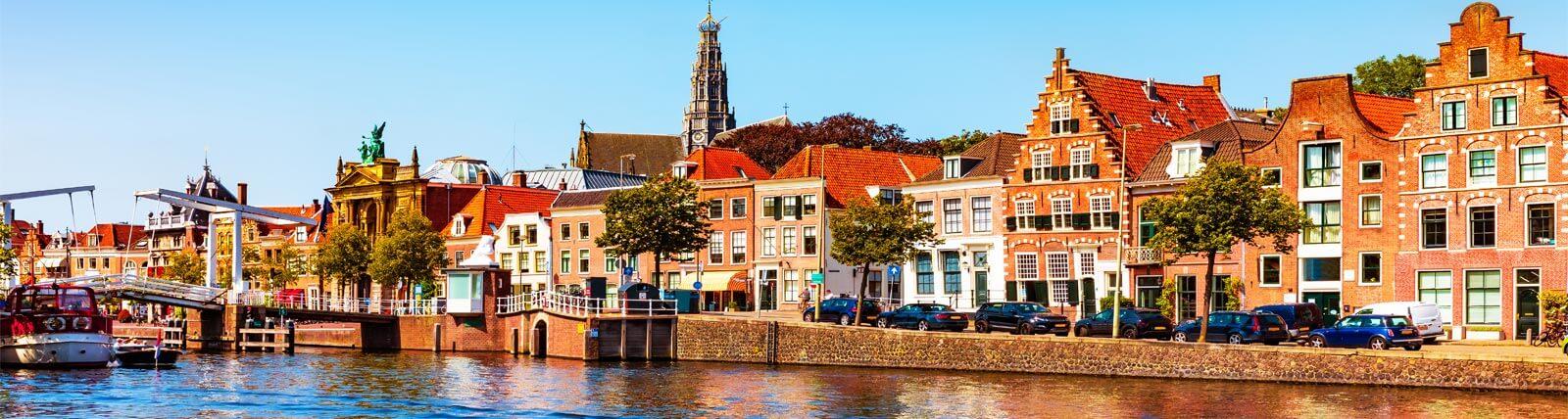 Vakantiehuis Nederland, Noord-Holland, Haarlem