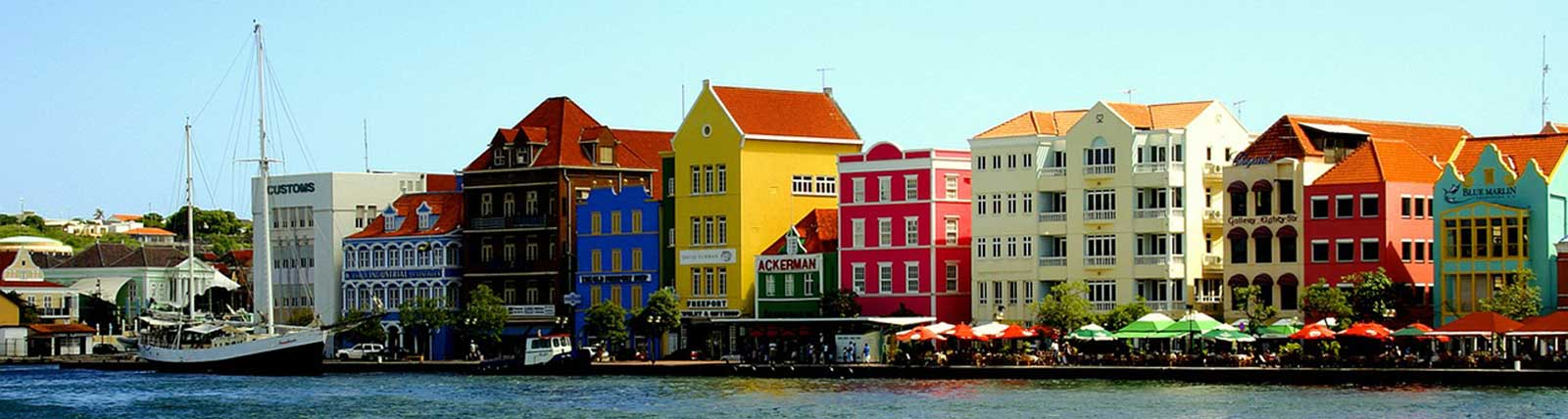 Vacation rental Curacao, Curacao-Middle, Emmastad