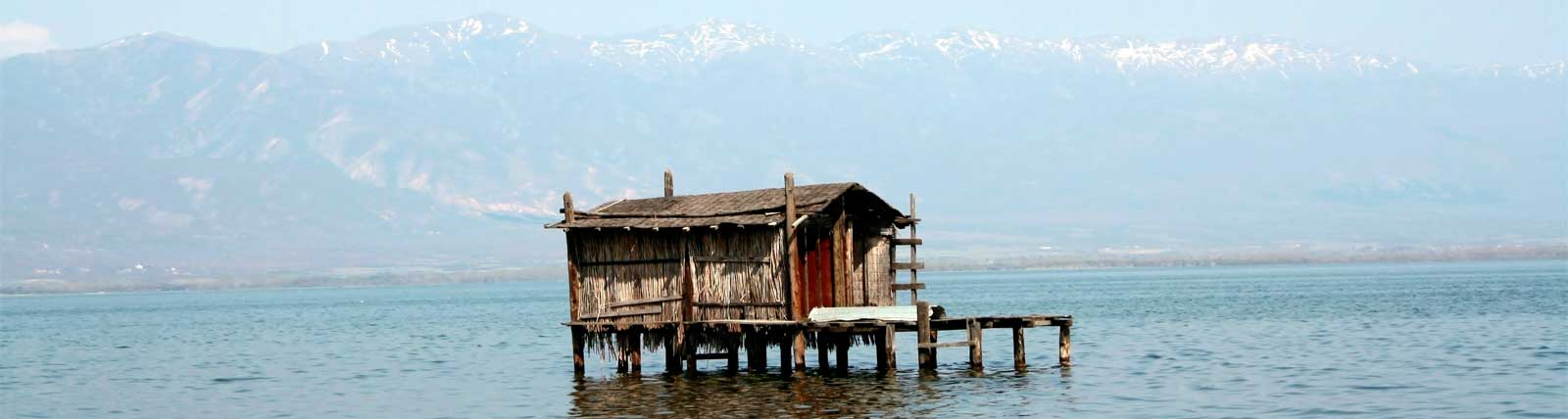 Vacation rental Macedonia, Lake Ohrid