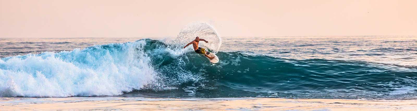 Vakantiehuis Golfsurfen