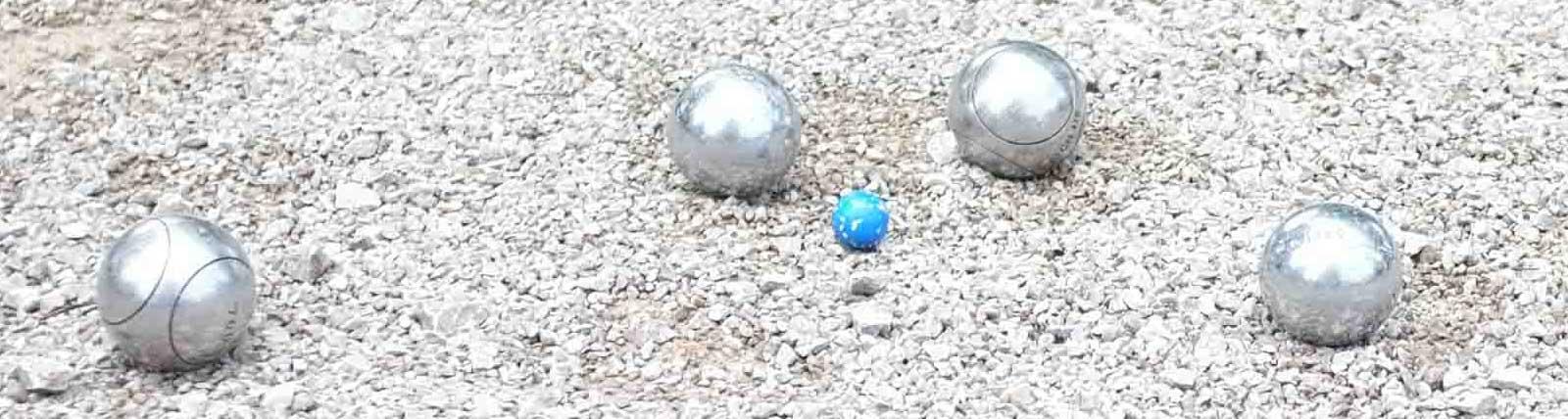 Vakantiehuis Jeu de boules