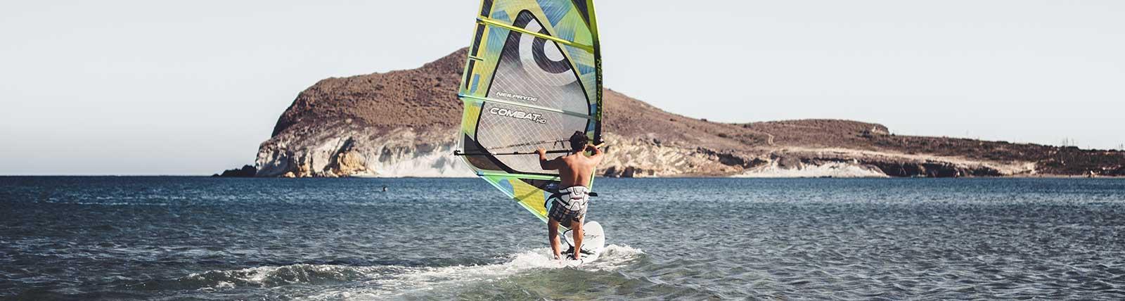 Vakantiehuis Windsurfen