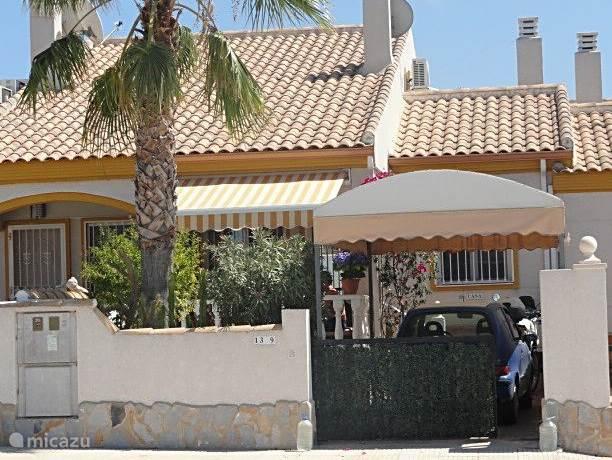 Vakantiehuis Spanje, Costa Blanca, San Fulgencio La Marina vakantiehuis Vakantiehuis Casa Indy