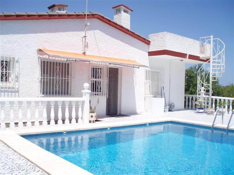 Vakantiehuis Spanje, Costa Blanca, San Fulgencio La Marina finca Finca Alegria
