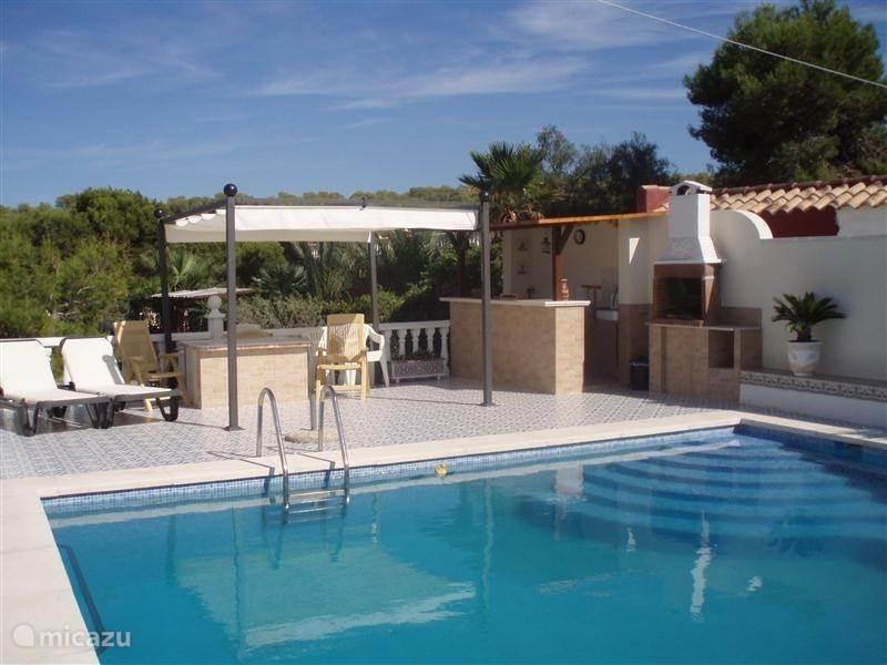 Vakantiehuis Spanje, Costa Blanca, San Fulgencio La Marina Chalet Finca Alegria