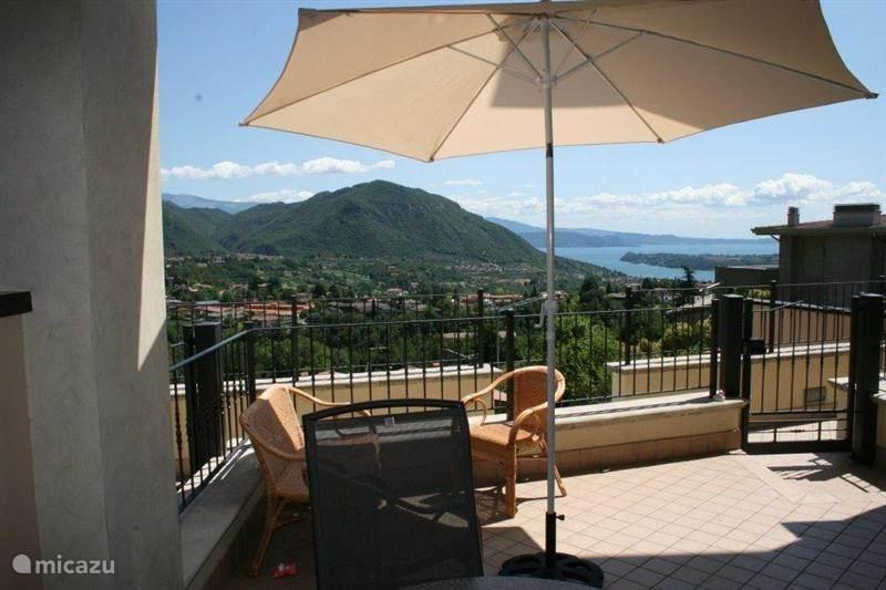 Vakantiehuis Italië, Gardameer, Salo Appartement Villa Belvedere