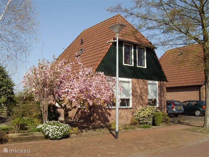 Vakantiehuis Nederland, Groningen, Bad Nieuweschans vakantiehuis Bad Nieuweschans