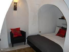 Marokkaanse sfeer in de slaapkamer