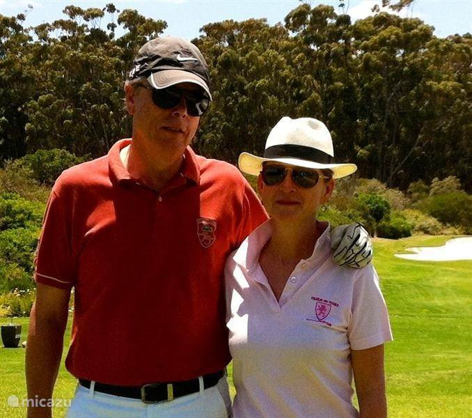 Hans en Lucia Harteveld