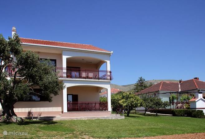 Vacation rental Croatia, Dalmatia, Trogir Apartment Matic app. 2