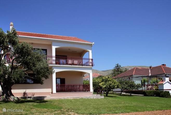 Vakantiehuis Kroatië, Dalmatië, Trogir Appartement Matic