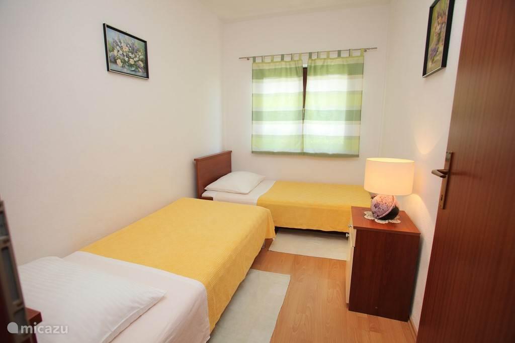 2e slaapkamer appartement nummer 2