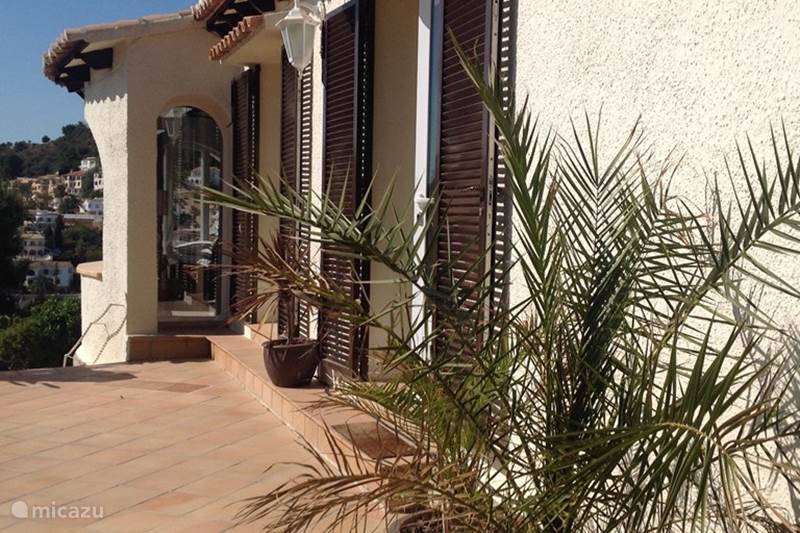 Vakantiehuis Spanje, Costa Blanca, Benissa Villa Casa Mesu