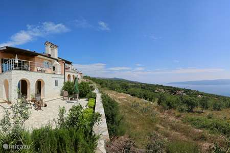 Vacation rental Croatia – villa Villa Anouschka