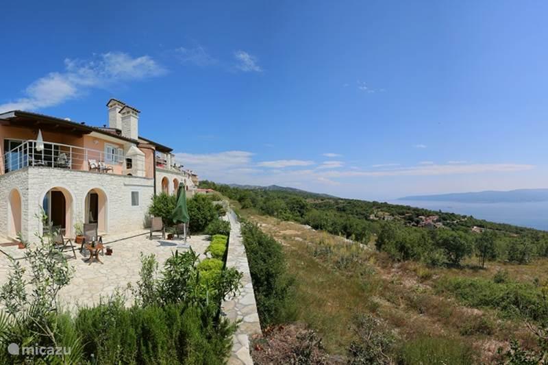 Vakantiehuis Kroatië, Istrië, Labin Villa Villa Anouschka