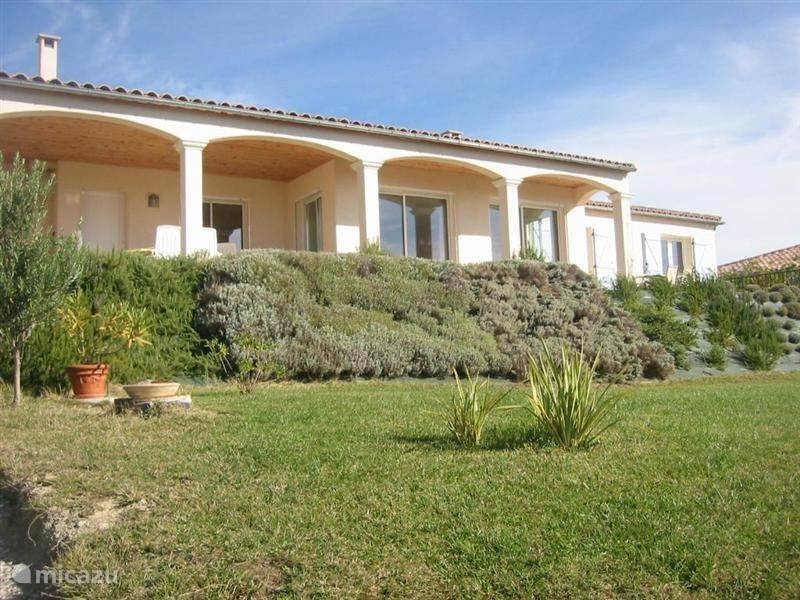 Vacation rental France, Languedoc-Roussillon, Cailhau - villa Le Rossignol