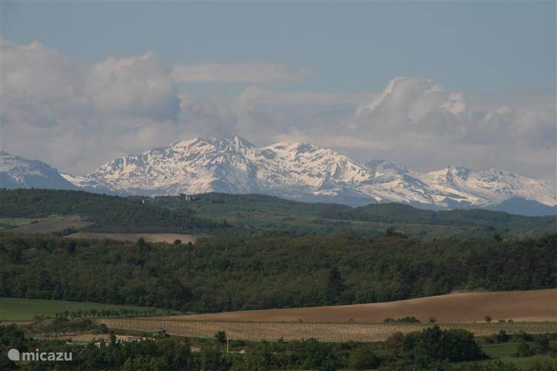 Vacation rental France, Languedoc-Roussillon, Cailhau Villa Le Rossignol