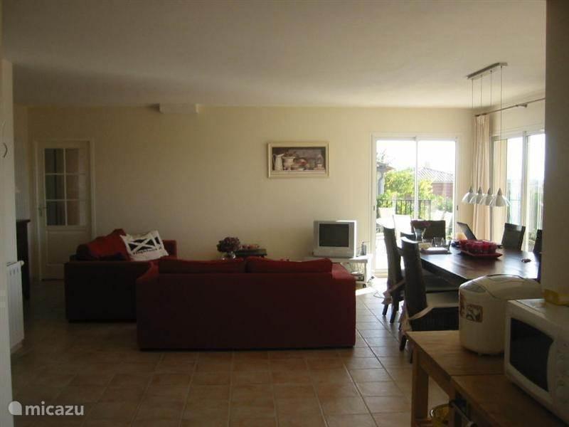 Vakantiehuis Frankrijk, Aude, Cailhau Villa Le Rossignol met privé zwembad