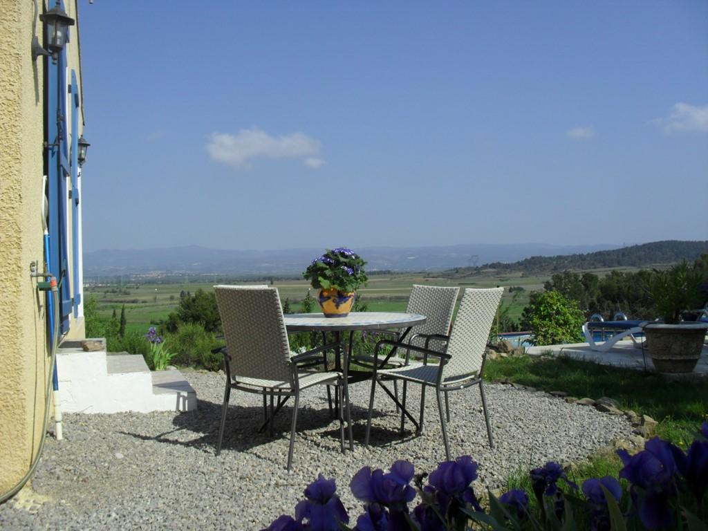 Nog een week beschikbaar met 25% korting in het heerlijke weer van Zuid-Frankrijk! Laatste week van de oogstmaand.