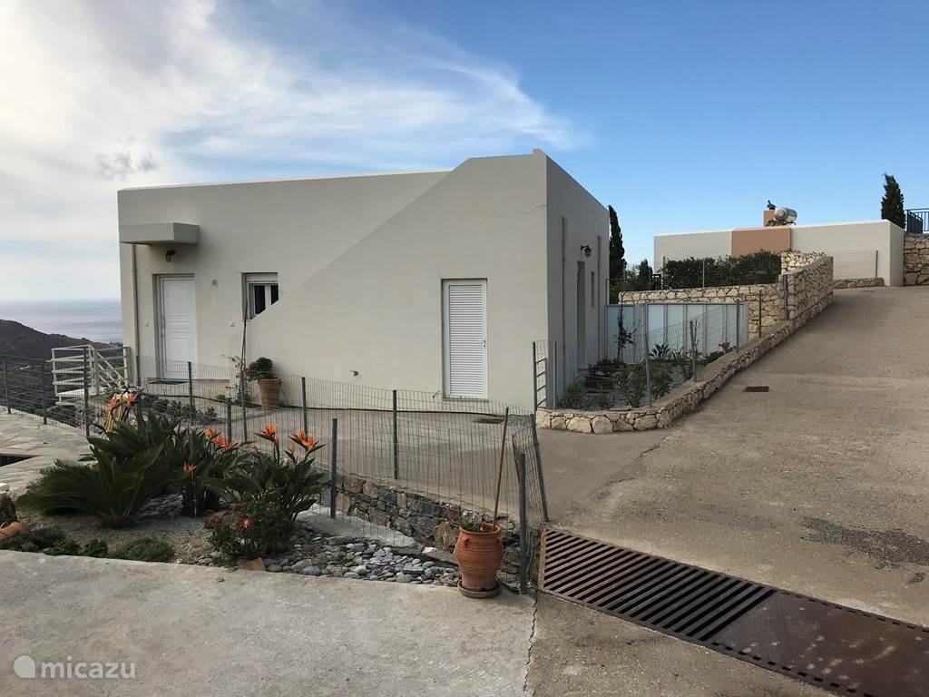 Vakantiehuis Griekenland, Kreta, Mariou Bungalow Villa Kristina