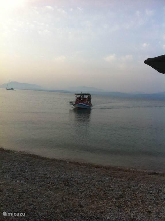 Rouga beach.