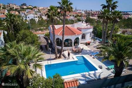 Vakantiehuis Spanje, Costa Blanca, San Fulgencio La Marina villa Casa Hetty