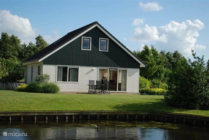 Vakantiehuis Nederland, Drenthe – bungalow Hunzedrome