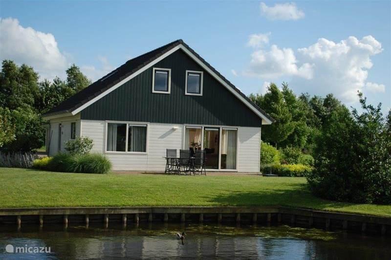 Vakantiehuis Nederland, Drenthe, Gasselternijveen Bungalow Hunzedrome