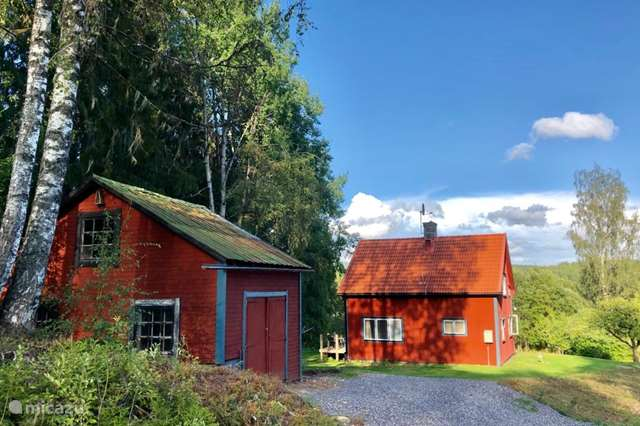Vakantiehuis Zweden – gîte / cottage Berkenheuvel