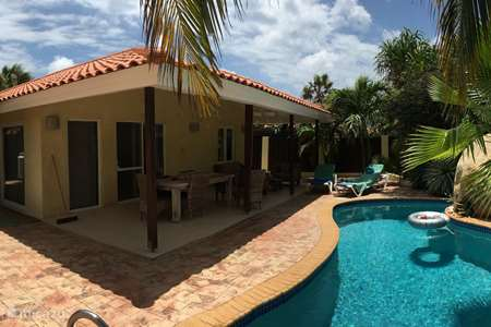 Vacation rental Aruba – villa Paramondi Aruba