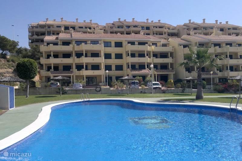 Vakantiehuis Spanje, Costa Blanca, Orihuela Appartement Appartement Albatros Campoamor
