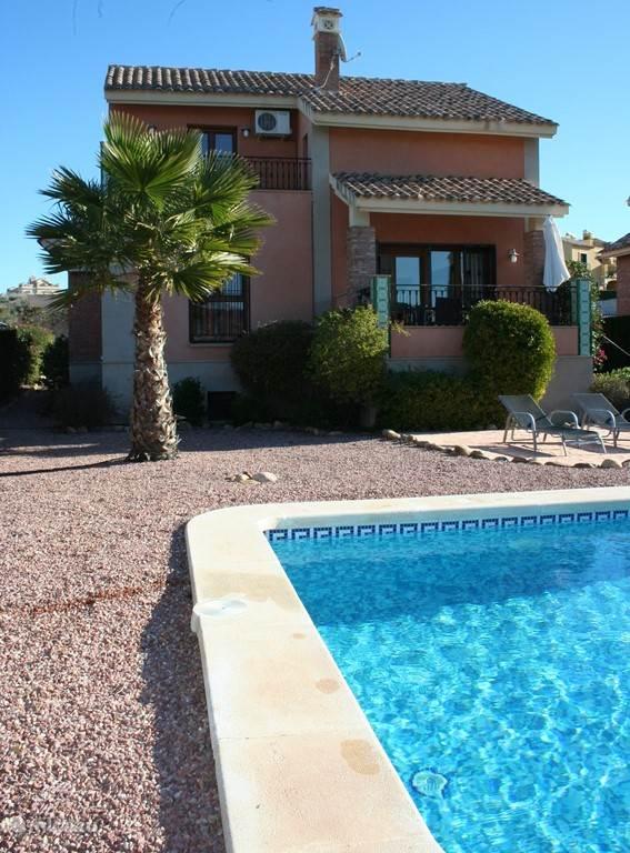Vacation rental Spain, Costa Blanca, Algorfa Finca Villa met prive zwembad La Finca Golf