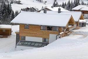 Vacation rental Austria, Salzburgerland, Annaberg - chalet Luxe chalet
