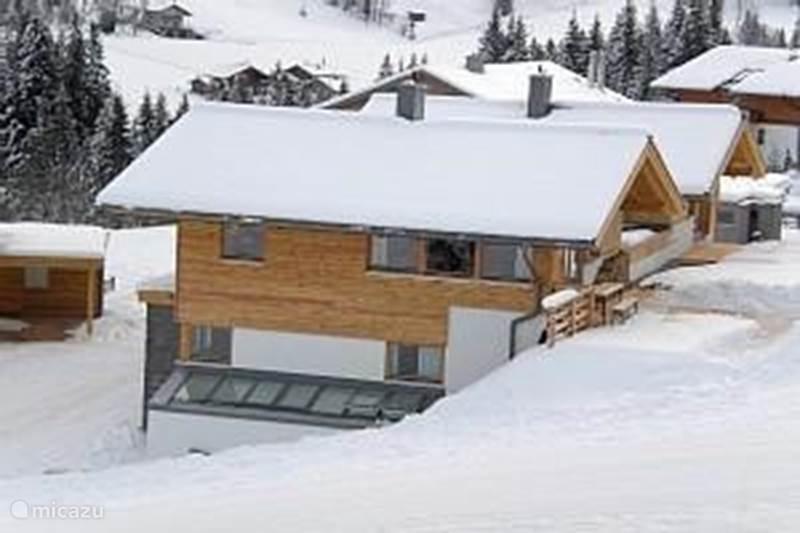 Vacation rental Austria, Salzburgerland, Annaberg Chalet Luxe chalet