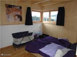 3 large 2-person bedrooms