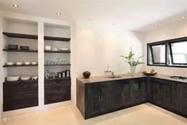 3 BR Villa. Keuken.