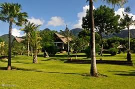 2 BR Villa. Tuin (4000 m2).