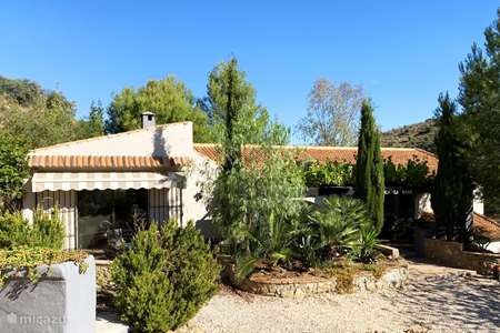 Vakantiehuis Spanje, Andalusië, Casabermeja – villa Finca la Mara