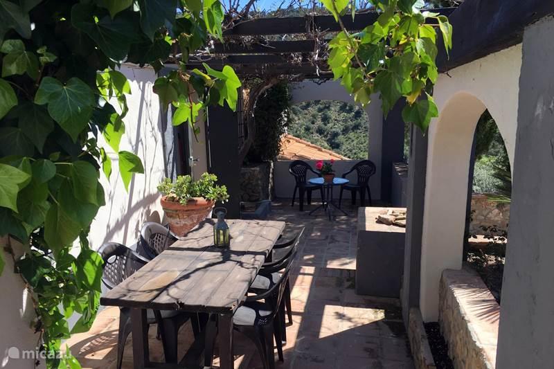Vakantiehuis Spanje, Andalusië, Casabermeja Villa Finca la Mara