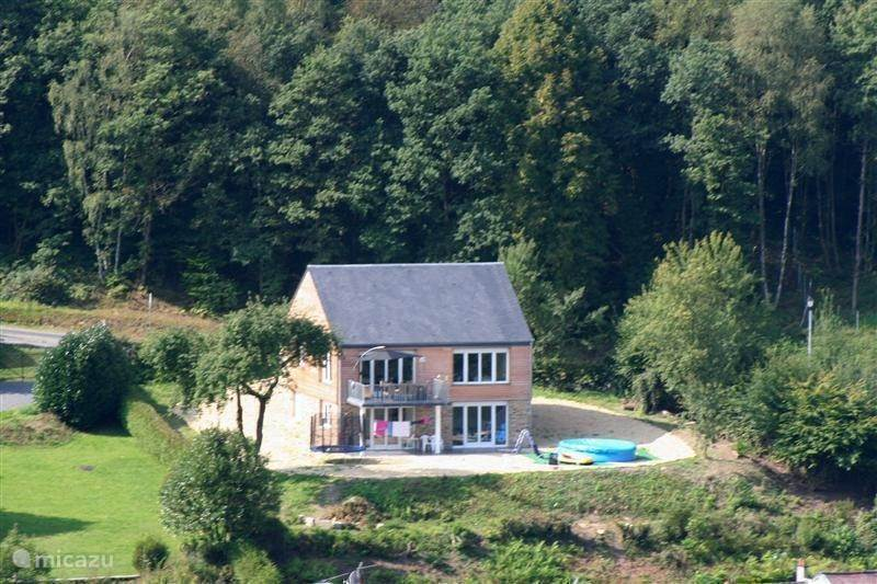 Vakantiehuis Frankrijk, Ardennes, Haulmé Villa Villa Haulmé
