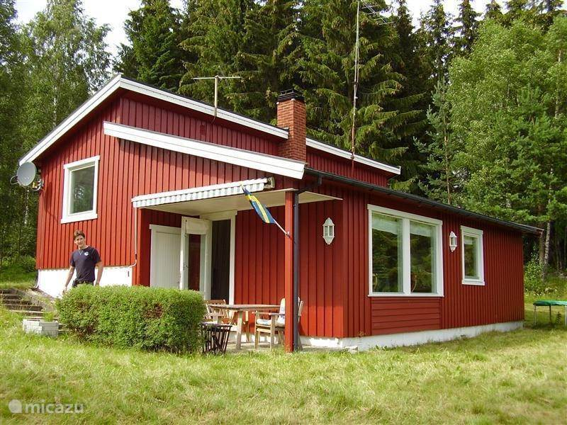 Vakantiehuis Zweden, Värmland – villa Villa Bergerud