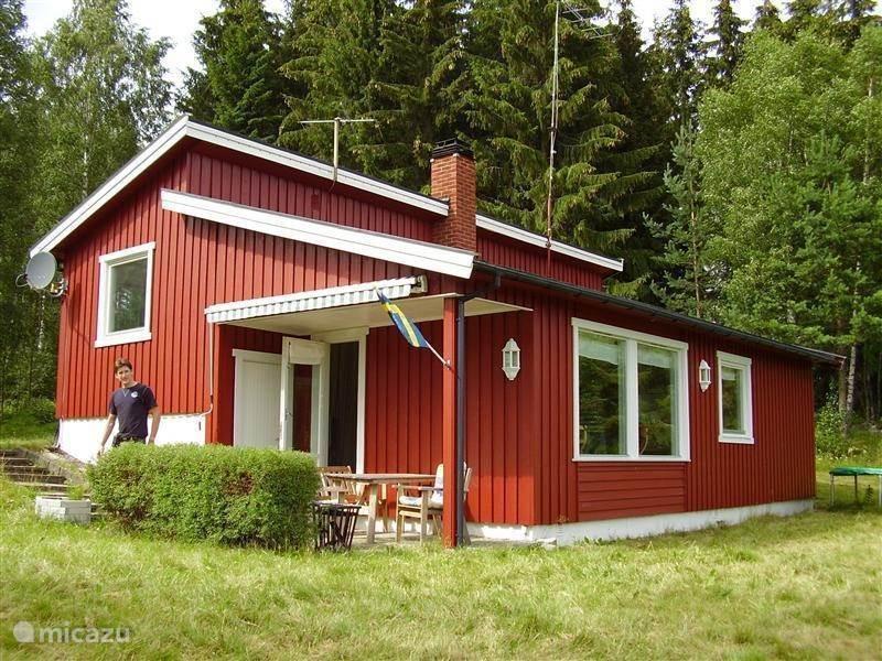 Vakantiehuis Zweden, Värmland, Skillingsfors - villa Villa Bergerud