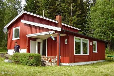 Vakantiehuis Zweden – villa Villa Bergerud