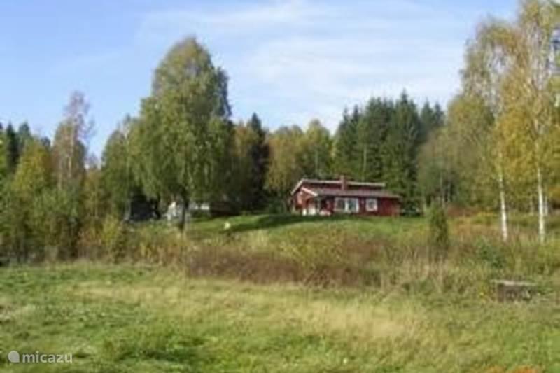 Vakantiehuis Zweden, Värmland, Skillingsfors Villa Villa Bergerud