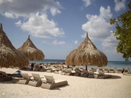 jan Thiel beach 4 auto minuten van af Villa Stella