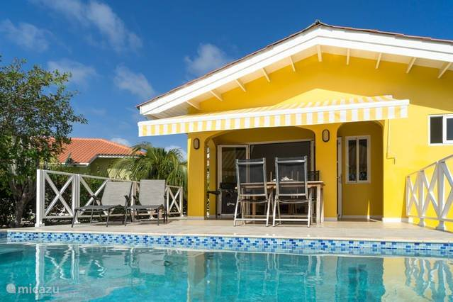 Vacation rental Curacao, Banda Abou (West), Fontein holiday house Villa Karawara