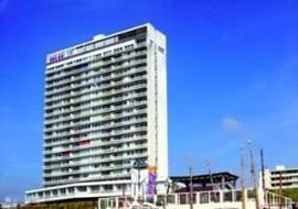 Uw vakantieverblijf op de 13e verdieping van dit hotel in Zandvoort