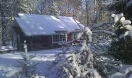 smorgens na een sneeuwbui