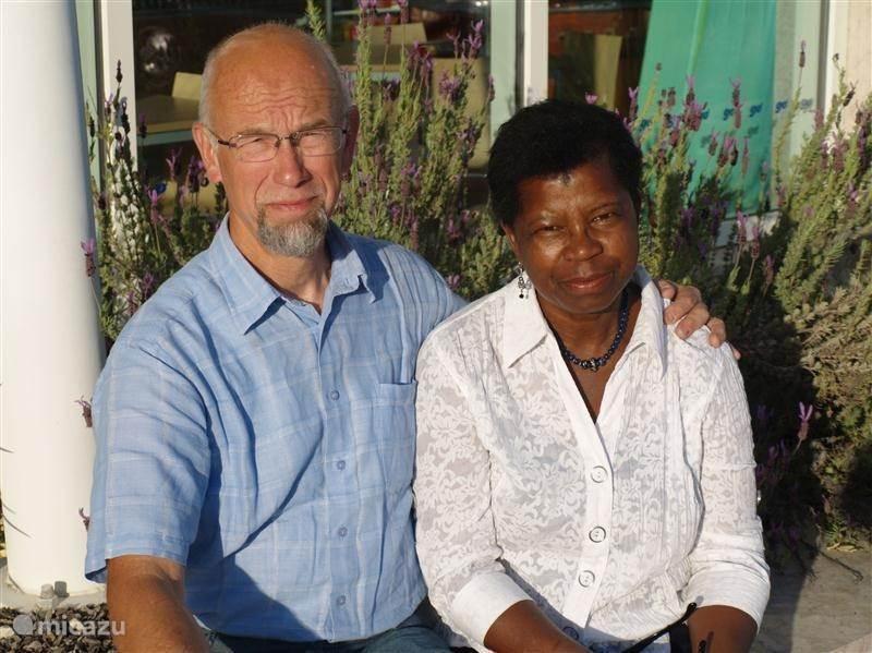 Fred en Amélie van Ee
