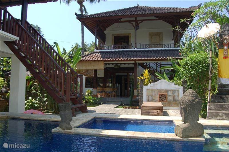 Vacation rental Indonesia, Bali, Lovina villa Casa de Sicilia